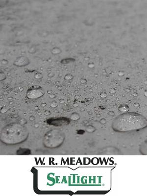 W. R. MEADOWS INC company